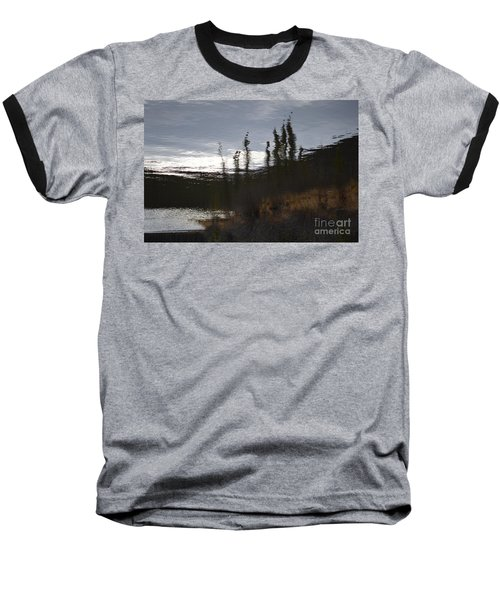 Baseball T-Shirt featuring the photograph Water Paint by Brian Boyle