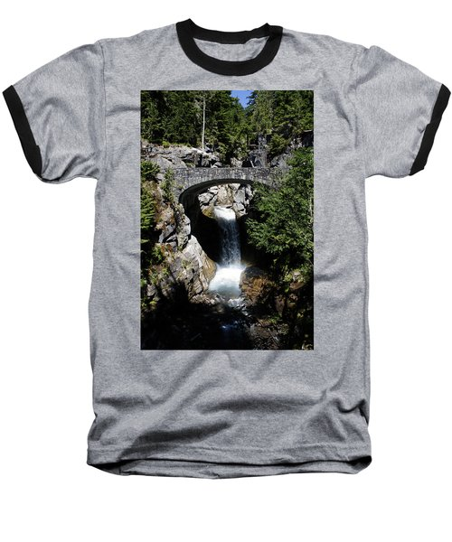 Water Under The Bridge Baseball T-Shirt