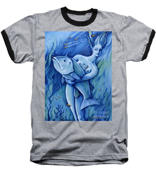 Water Baseball T-Shirt