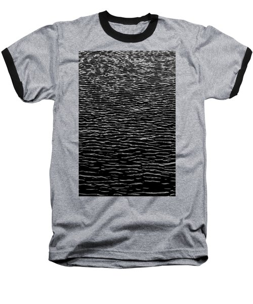 Water Wave Texture Baseball T-Shirt