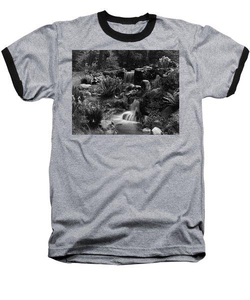 Waterfalls On The Mr J B Van Sciver Estate Baseball T-Shirt