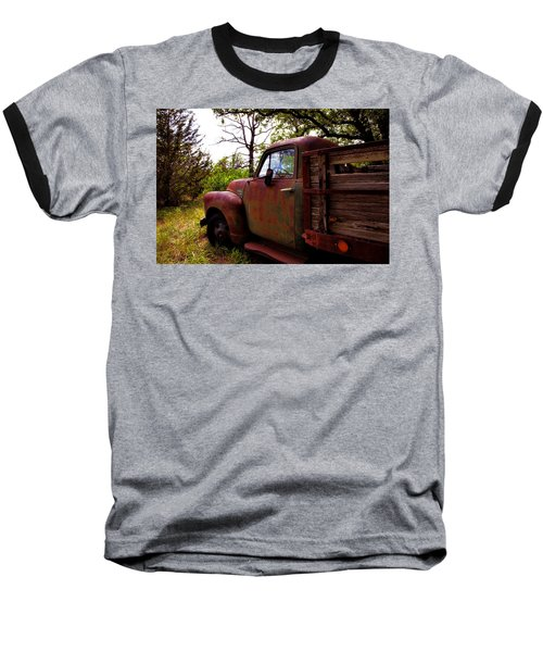 Baseball T-Shirt featuring the photograph Watermelon Truck by Toni Hopper