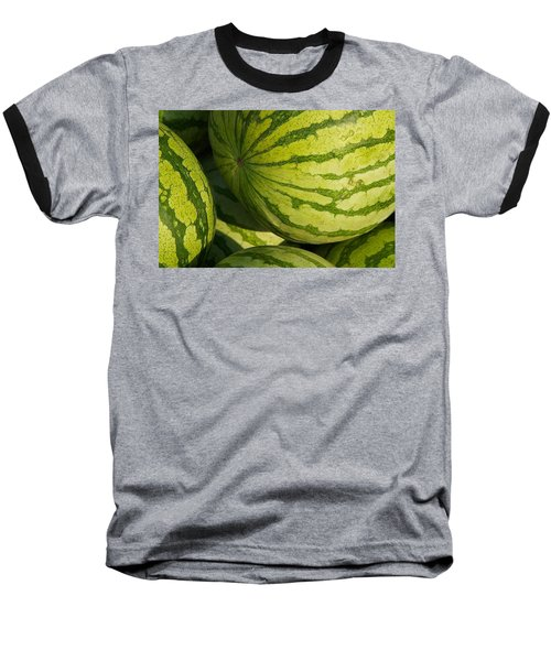Watermelons Baseball T-Shirt