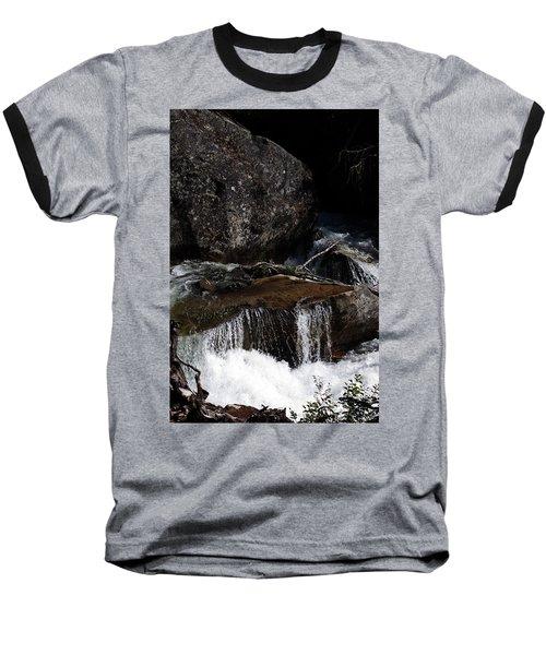 Water's Flow Baseball T-Shirt