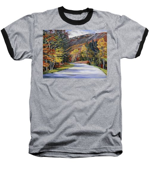 Waterville Road New Hampshire Baseball T-Shirt