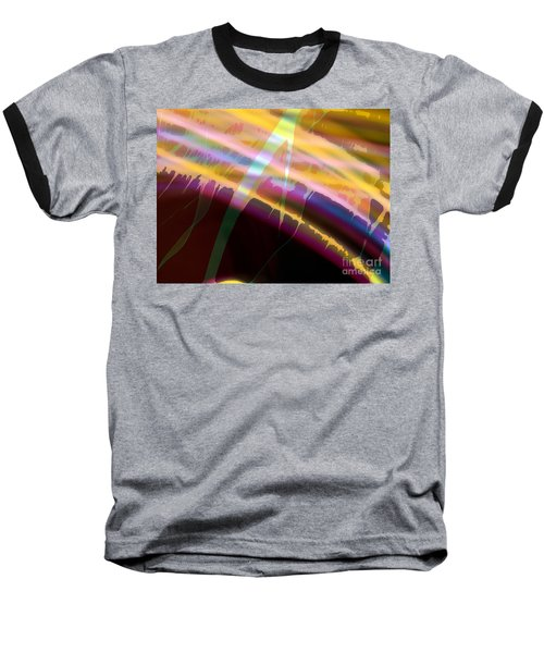 Wave Light Baseball T-Shirt
