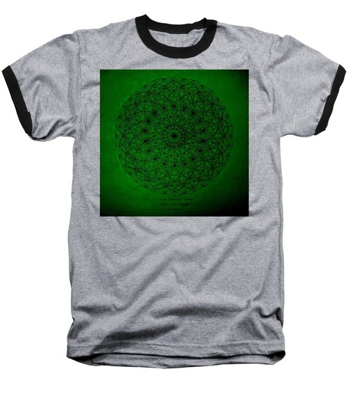 Wave Particle Duality II Baseball T-Shirt