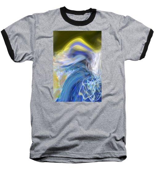 Wave Theory Baseball T-Shirt