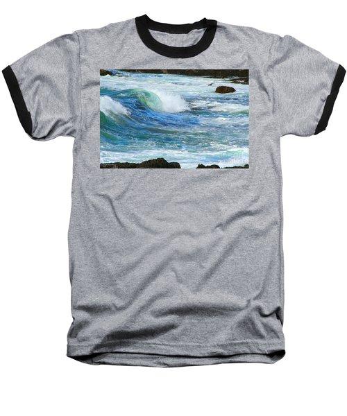 Wave To Me Baseball T-Shirt