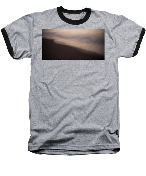 Baseball T-Shirt featuring the photograph Waves by Bradley R Youngberg