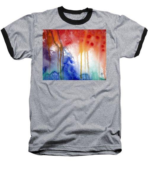 Waves Of Emotion Baseball T-Shirt
