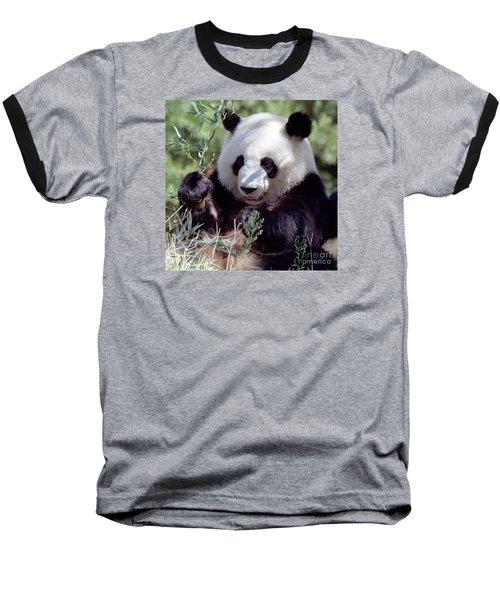 Waving The Bamboo Flag Baseball T-Shirt