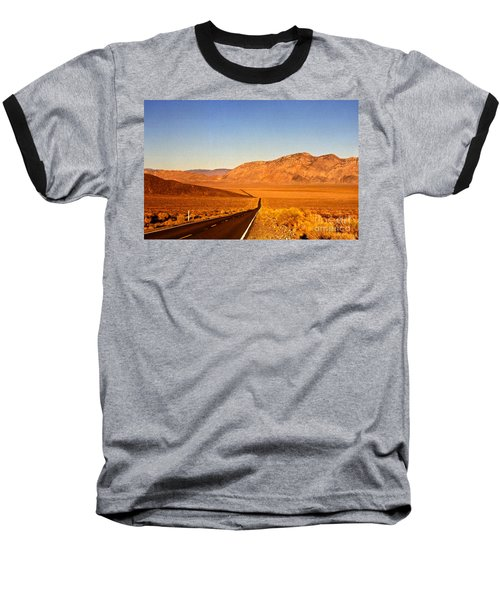 Way Open Road Baseball T-Shirt