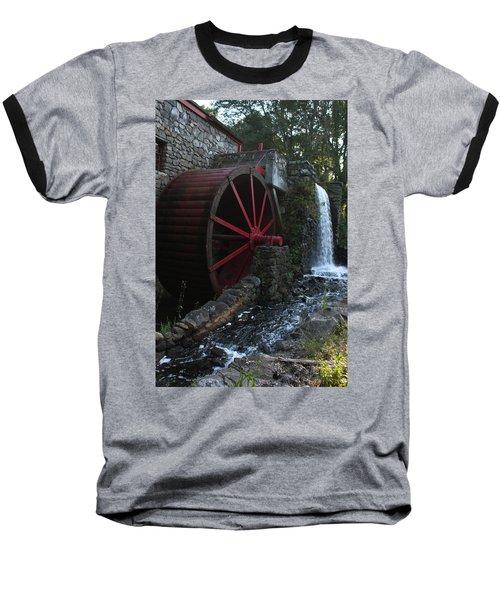 Wayside Inn II Baseball T-Shirt by Suzanne Gaff