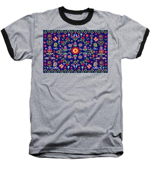 Wayuu Tapestry Baseball T-Shirt