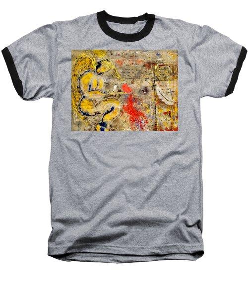 We All Bleed The Same Color Baseball T-Shirt