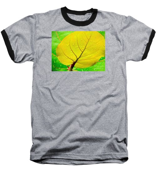 Baseball T-Shirt featuring the photograph Weathered by Joy Hardee
