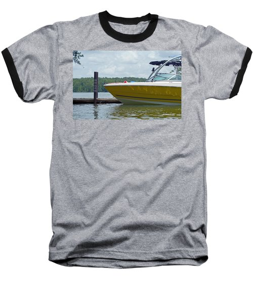 Baseball T-Shirt featuring the photograph Weekend Fun by Charles Beeler