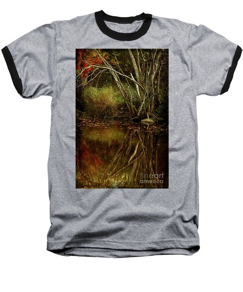Weeping Branch Baseball T-Shirt