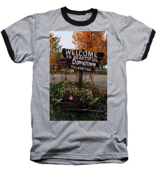 Welcome ... Baseball T-Shirt