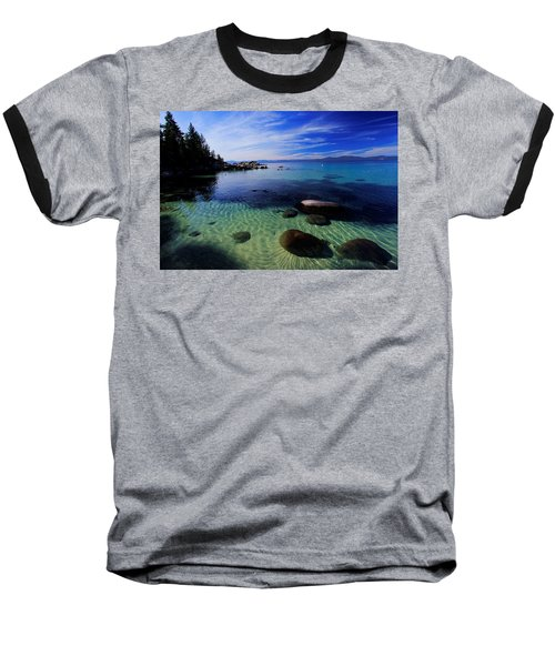 Welcome To Bliss Beach Baseball T-Shirt