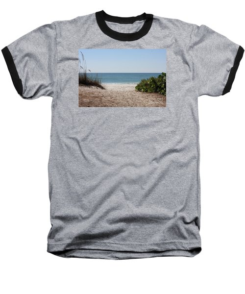 Welcome To The Beach Baseball T-Shirt