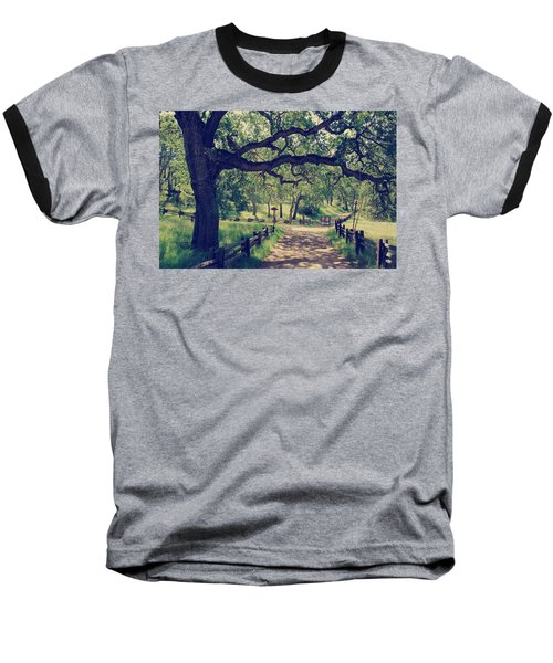 Welcoming Baseball T-Shirt by Laurie Search
