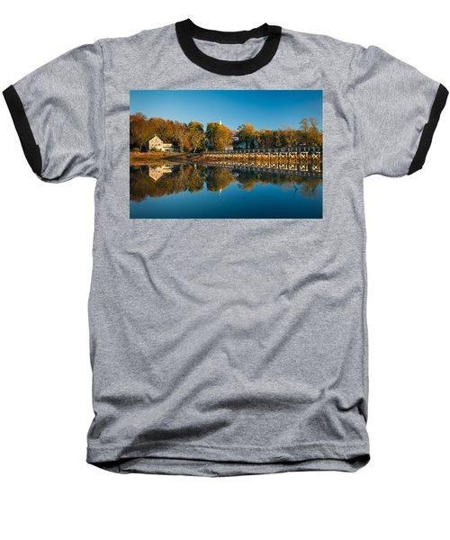 Wellfleet Reflection Baseball T-Shirt