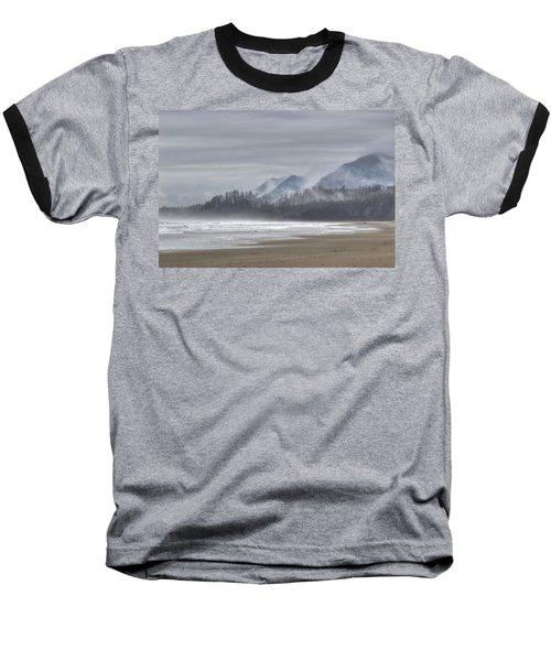 West Coast Mist Baseball T-Shirt