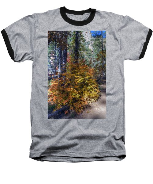 West Fork Fall Color Baseball T-Shirt