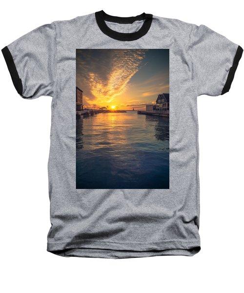 West Slip Surprise Baseball T-Shirt