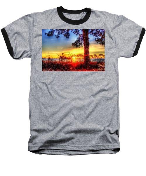 West Tennessee Sunrise Baseball T-Shirt