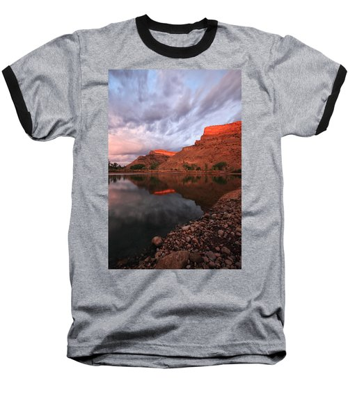 Baseball T-Shirt featuring the photograph Western Colorado by Ronda Kimbrow