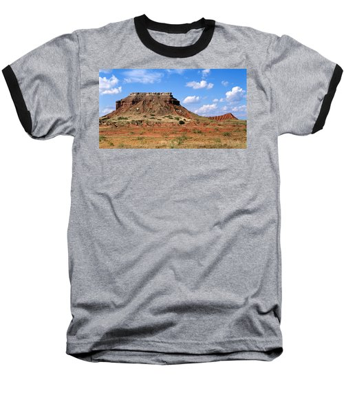 Lone Peak Mountain Baseball T-Shirt