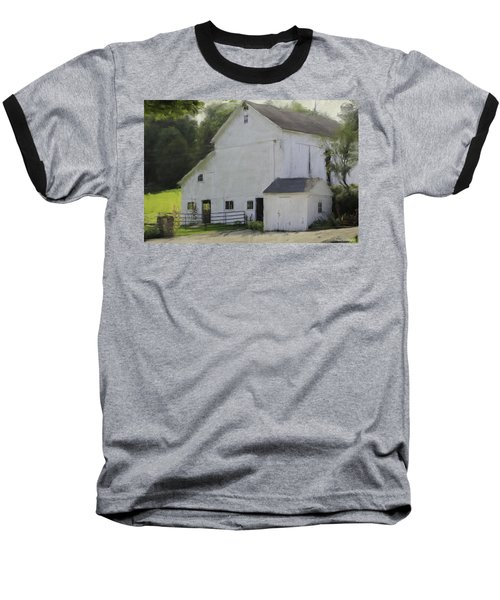 Westport Barn Baseball T-Shirt