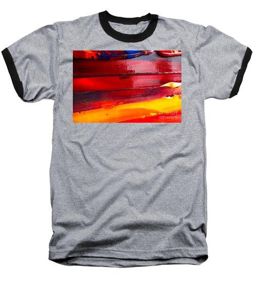 Wet Paint 123 Baseball T-Shirt