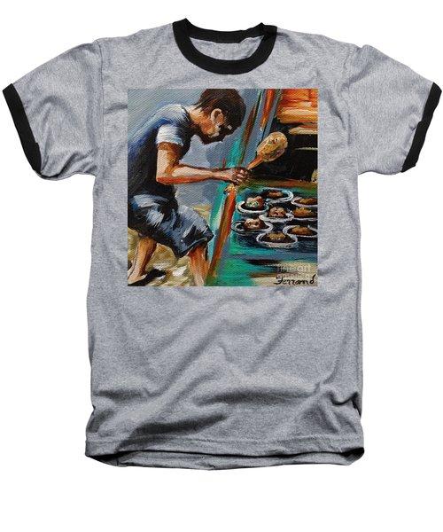 Whack A Mole Baseball T-Shirt