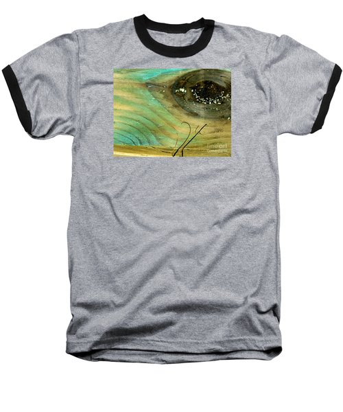 Whale Eye Baseball T-Shirt