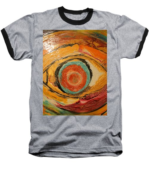 What If You Would Loose Your Eyesight Baseball T-Shirt