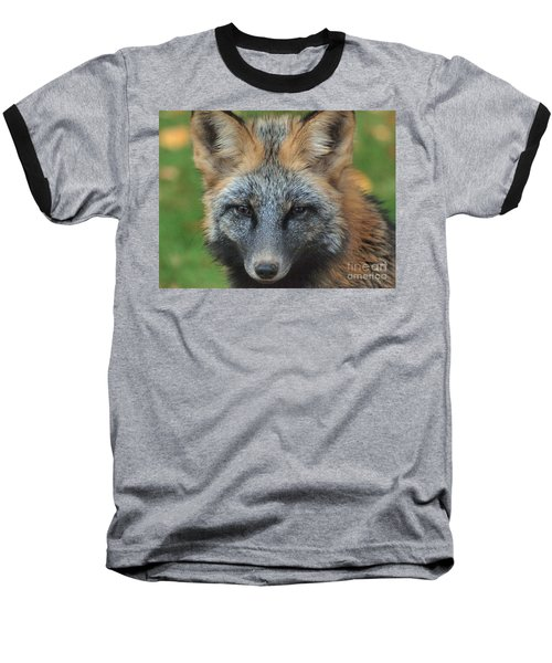 What The Fox Said Baseball T-Shirt