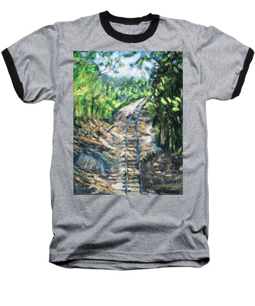 What's Around The Bend? Baseball T-Shirt