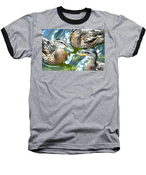 When Duck Bills Meet Baseball T-Shirt