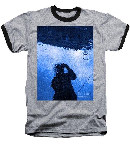 When The Rain Comes Baseball T-Shirt
