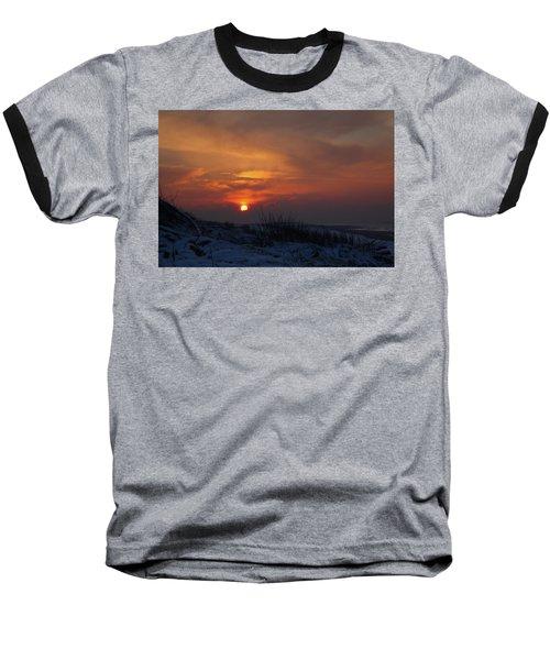 When The Sun Goes Down  Baseball T-Shirt