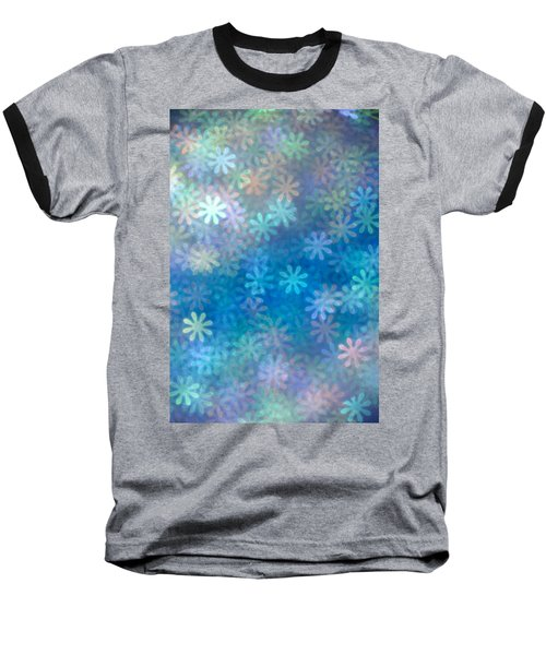 Baseball T-Shirt featuring the photograph Where Have All The Flowers Gone by Dazzle Zazz