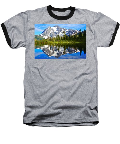 Baseball T-Shirt featuring the photograph Where Is Up And Where Is Down by Eti Reid