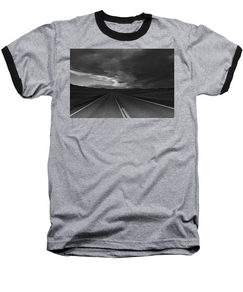Where It Goes-3 Baseball T-Shirt