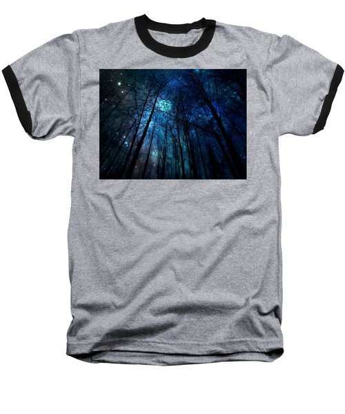 Where The Faeries Meet Baseball T-Shirt