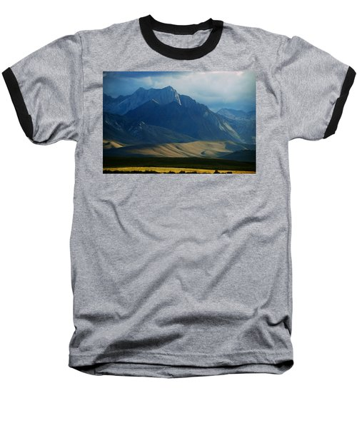 Where The West Commences Baseball T-Shirt