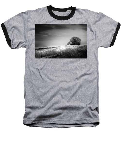 Where The Wild Winds Blow Baseball T-Shirt